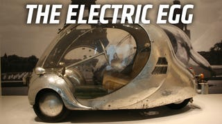 The Amazing Electric Egg