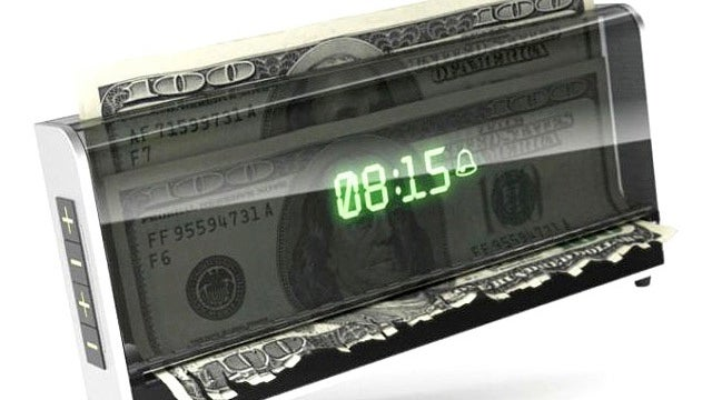 DIY Money-Shredding Alarm Clock Motivates You to Wake Up