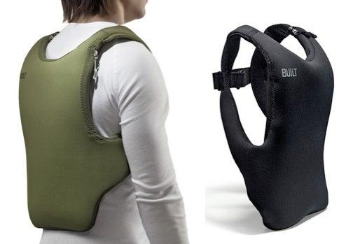 BUILT Laptop Bag: Water-Resistant, But Not Bulletproof