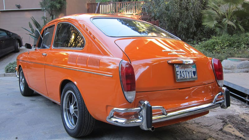 1972 Volkswagen Type III Fastback: The Jalopnik Classic Review