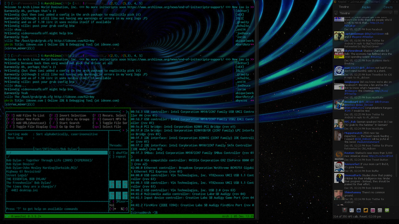 The Wormhole Desktop