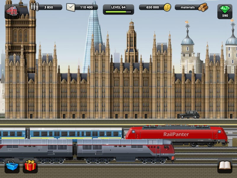 TrainStation Hops the Rails From Facebook to Mobile