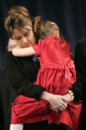 Sarah Palin, The Life-iest Pro-Life Candidate Who Ever Scared The Crap Out Of Me