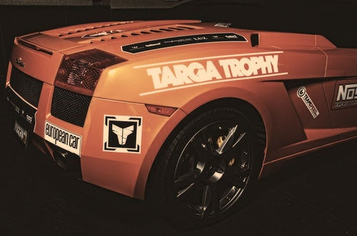 The Photography of Targa Trophy