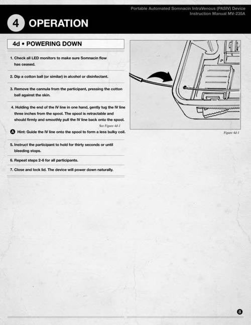 Inception Instruction Manual