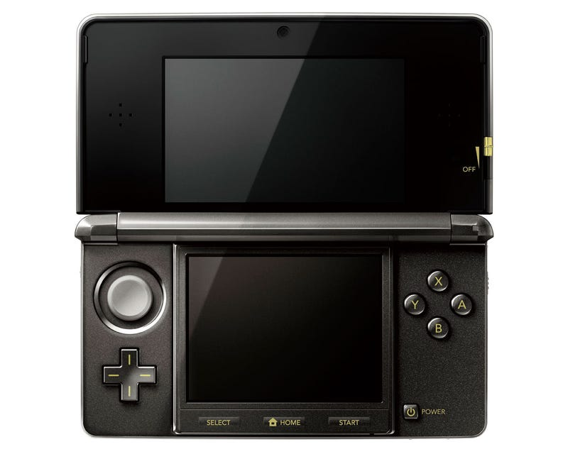 There's a Zelda 3DS Handheld, and It Is Stunning