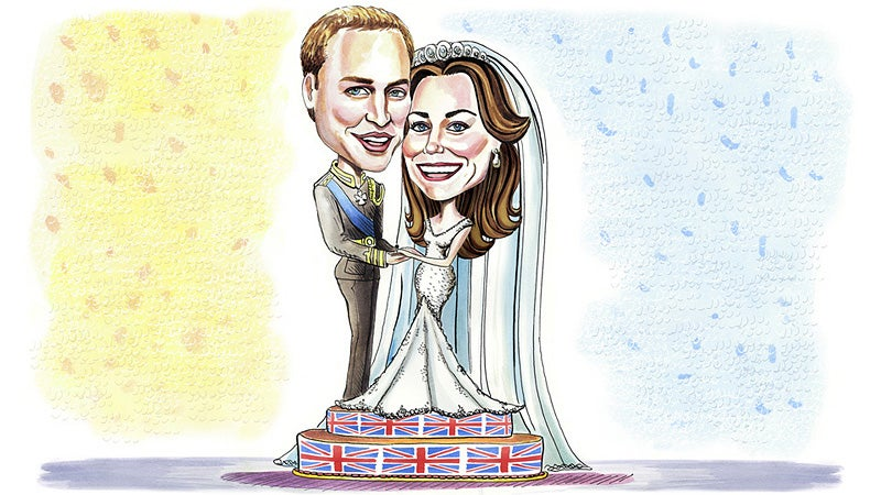 The Royal Wedding: Live Coverage