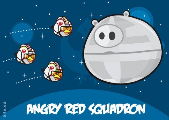 Before There Was Angry Birds: Star Wars, There Was Fanmade Angry Birds: Star Wars
