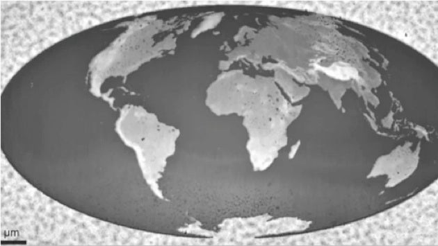 The Smallest Earth In Human History