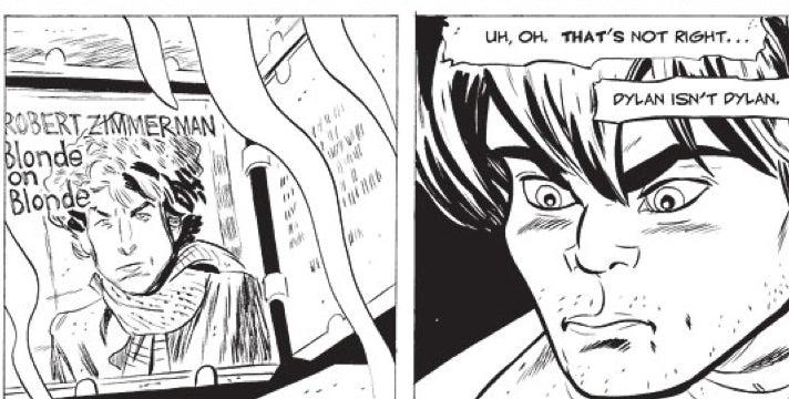Jeff Smith's alternate universe-hopping art thief comic RASL may get the movie treatment