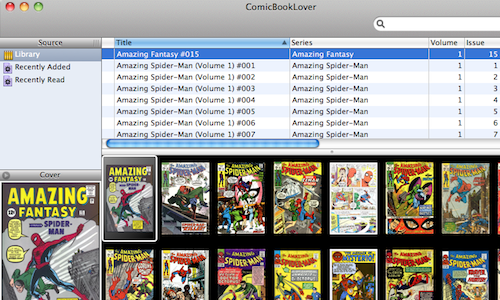 ComicBookLover Is the iTunes of Digital Comic Books