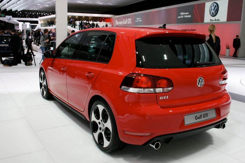 2010 Volkswagen Golf GTI MK VI On Sale This Summer