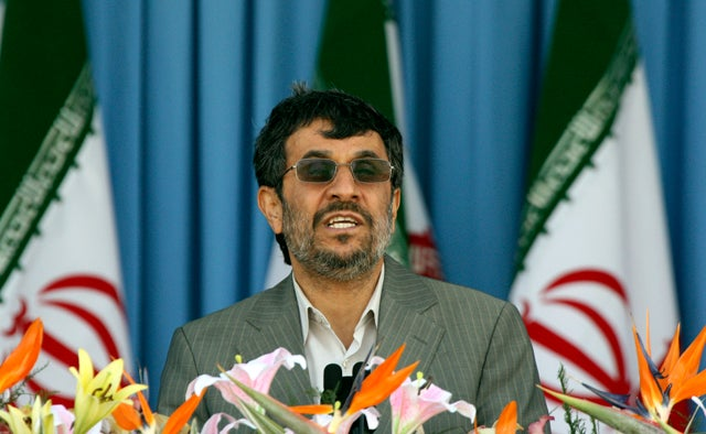 Mahmoud Ahmadinejad Attracts Another Mysterious Explosion