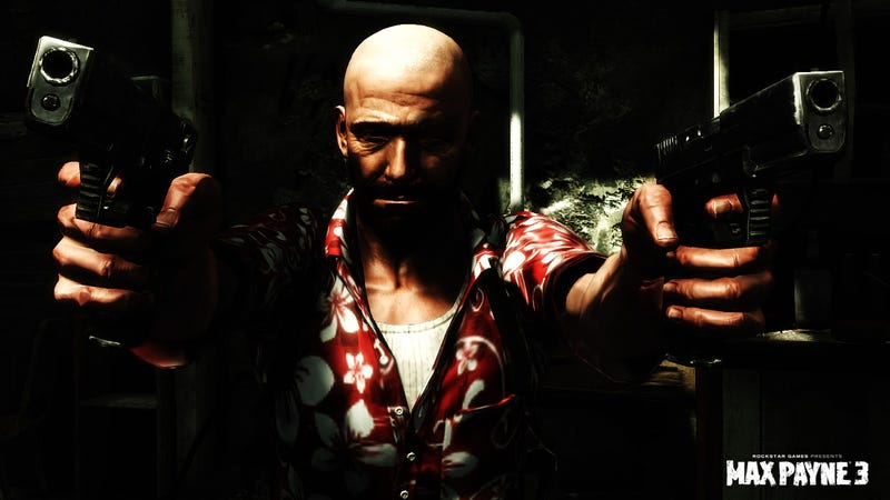 The Many Faces Of Max Payne 3's Hard-Boiled Hero