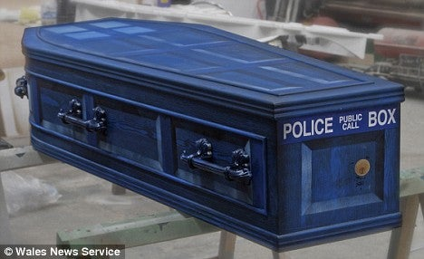 A Funeral For A Time Lord