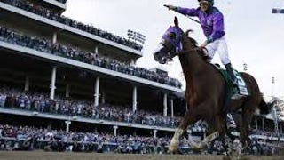 I'll Have Another: That Elusive Triple Crown and The Fuss Over Nasal Strips