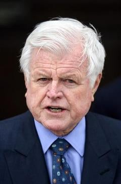 Ted Kennedy Has a Brain Tumor