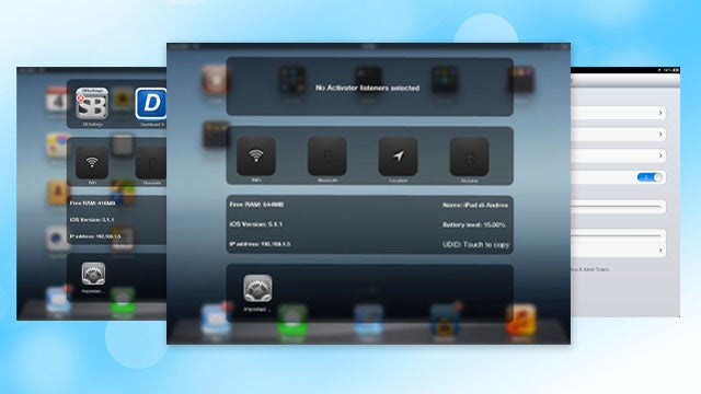Speero Is a System Manager for iPad with a Ton of Features