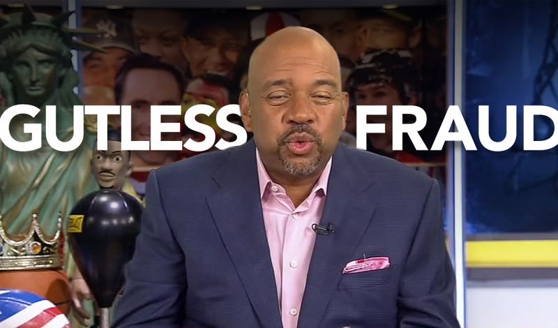 Michael Wilbon Is A Gutless, Starfucking Crybaby Troll