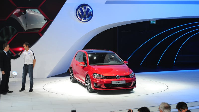 2014 Golf GTI: Say Guten Tag To A More Powerful Hot Hatch