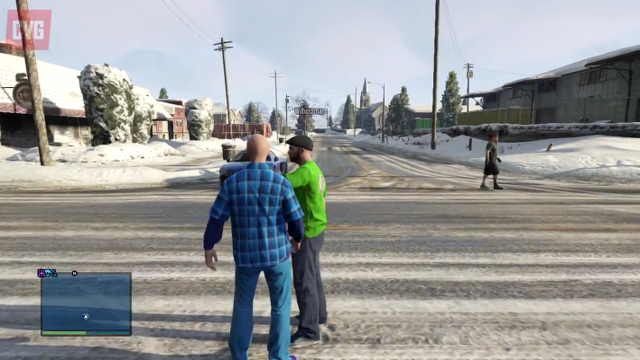 Glitch Lets You Return To GTA V's Otherwise Inaccessible Opening Area