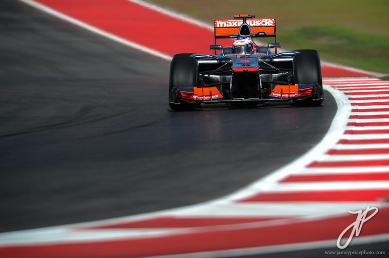 The U.S. Grand Prix In Austin: The Über Gallery