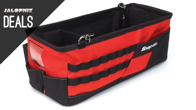 Organize Your Trunk, Save at AutoZone for Labor Day [Deals]
