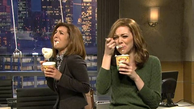 Emma Stone Reveals The Secret To A Good Cry On SNL