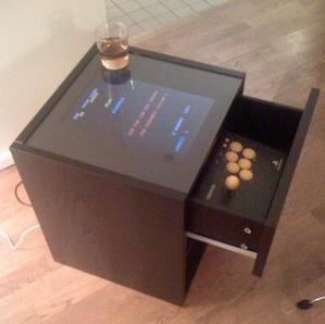 Woodwork Coffee Table Arcade Plans Pdf Plans