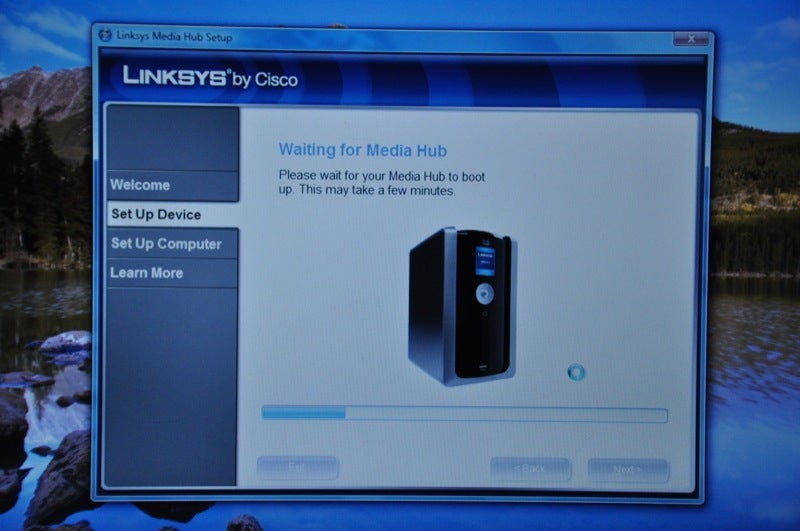 Linksys Media Hub Babysits Your Video, Music and Pics, Streaming Locally and Remotely
