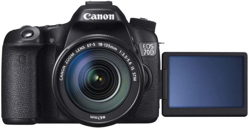 Canon 70D. Is this the one?