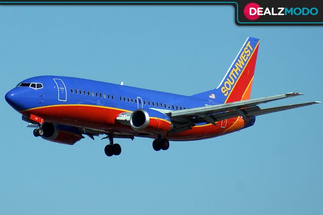 Severely Discounted Southwest Airfare Is Your Airplanes-Are-The-Biggest-Gadget Deal of the Day