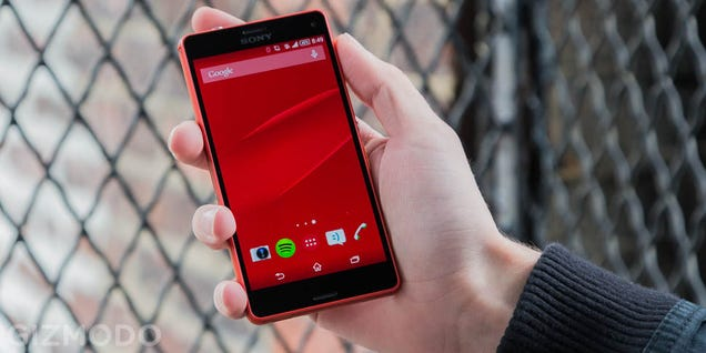 The Sony Z3 Compact Is Android's Best Kept Secret
