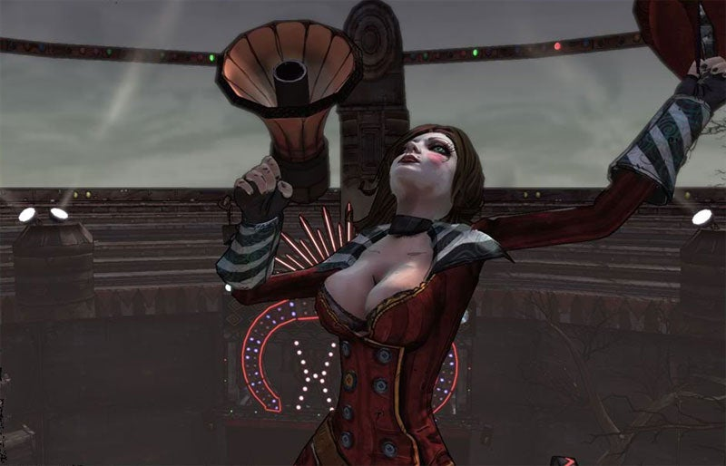 Borderlands' Mad Moxxi's Underdome Riot Now Open For Business