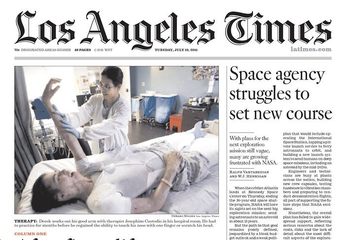 Could the LA Times Be Sold?