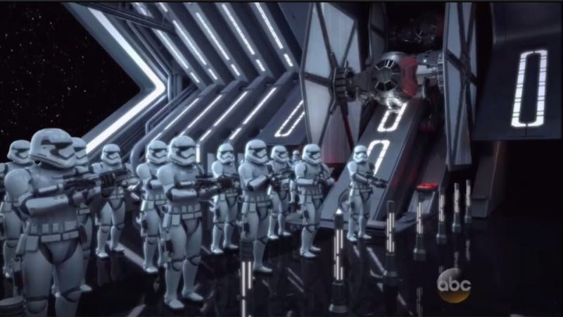 The New Star Wars Theme Parks Coming to Disney Look Out of This World
