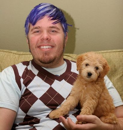 Perez Hilton and Puppy Mills: He's Against Them!