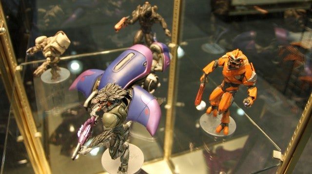 The Coolest Halo Toys Are Prototypes