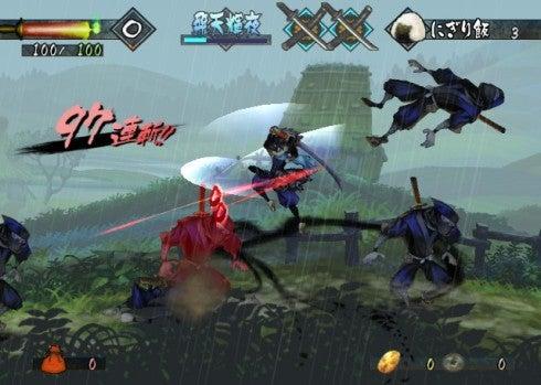 Vanillaware's Ninja RPG is Wii-Exclusive for North America