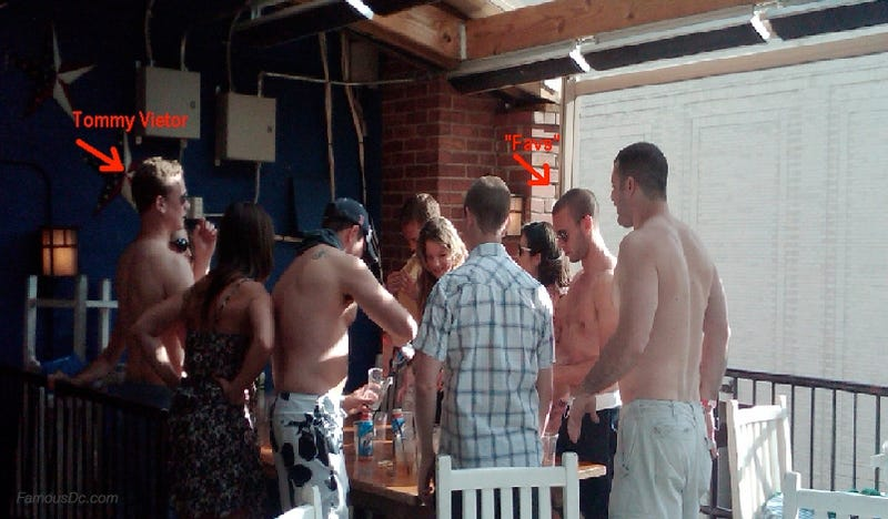 The Time Obama's Hottie Speechwriter Played Shirtless Beer Pong With His Bros