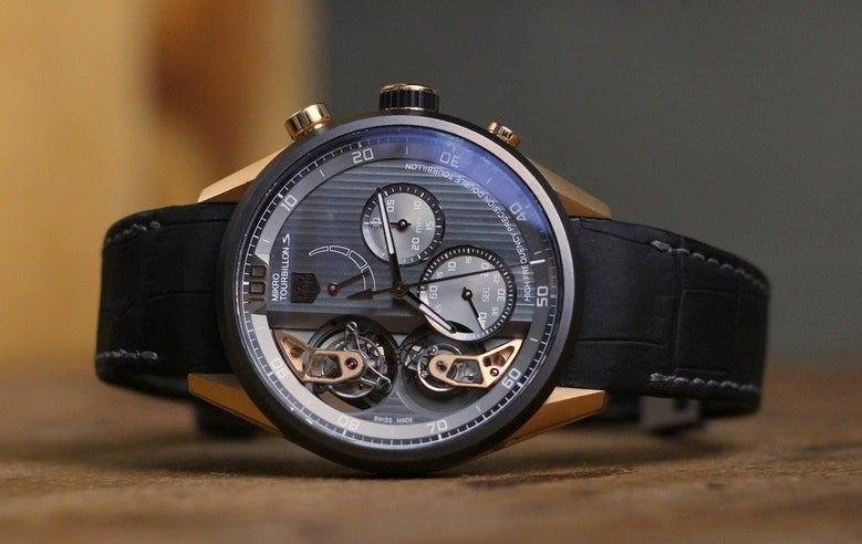 An Introduction To Complications: The Tourbillon