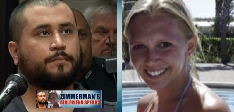 George Zimmerman's Girlfriend Has Change of Heart, Wants Charges Dropped