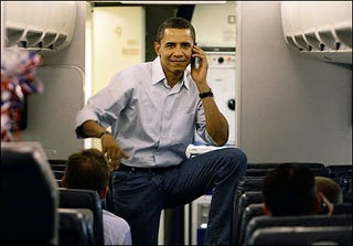 Obama Wants to Dump Work Cellphone Personal Use Tax