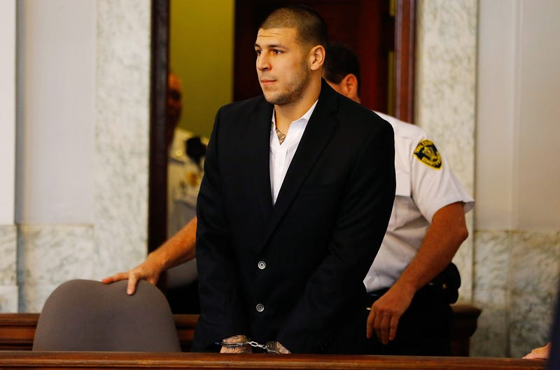 Aaron Hernandez Indicted For 2012 Double Murder