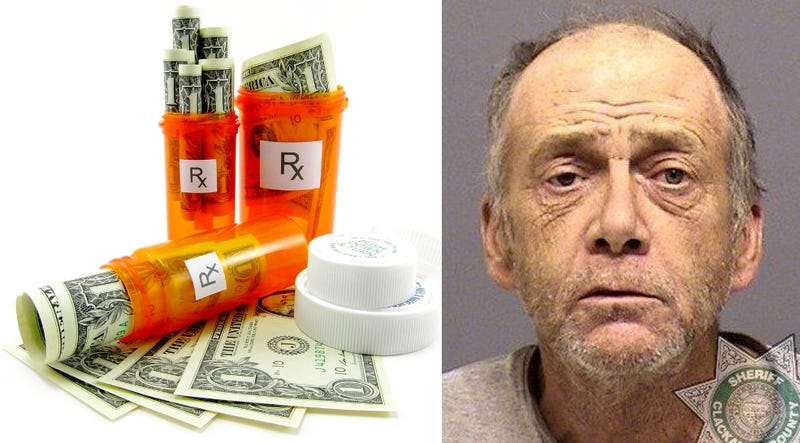 Homeless Man Robs Bank for One Dollar to Get Free Health Care in Jail