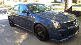 I Have The Last Cadillac CTS-V Wagon For A Week