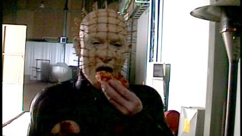 In which our critic eviscerates the worst of the Hellraiser sequels
