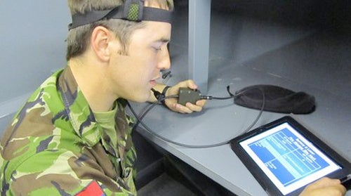 Apple's Magical iPad is Training British Soldiers to KILL