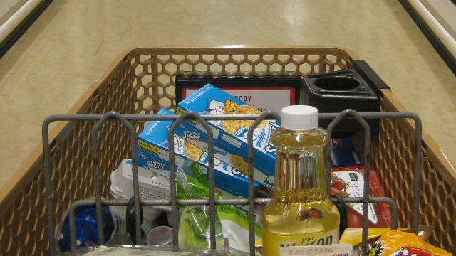 Reverse Your Grocery List to Stay On Budget