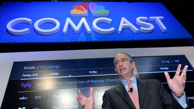 Comcast Is Buying Time Warner Cable For $45 Billion